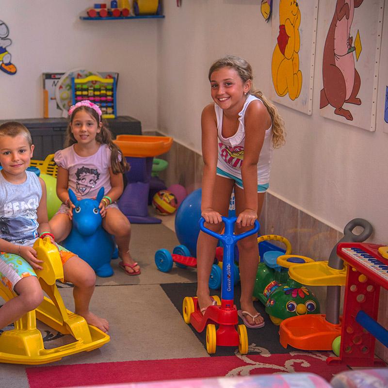 Hotel per Famiglie Cattolica 3 Stelle