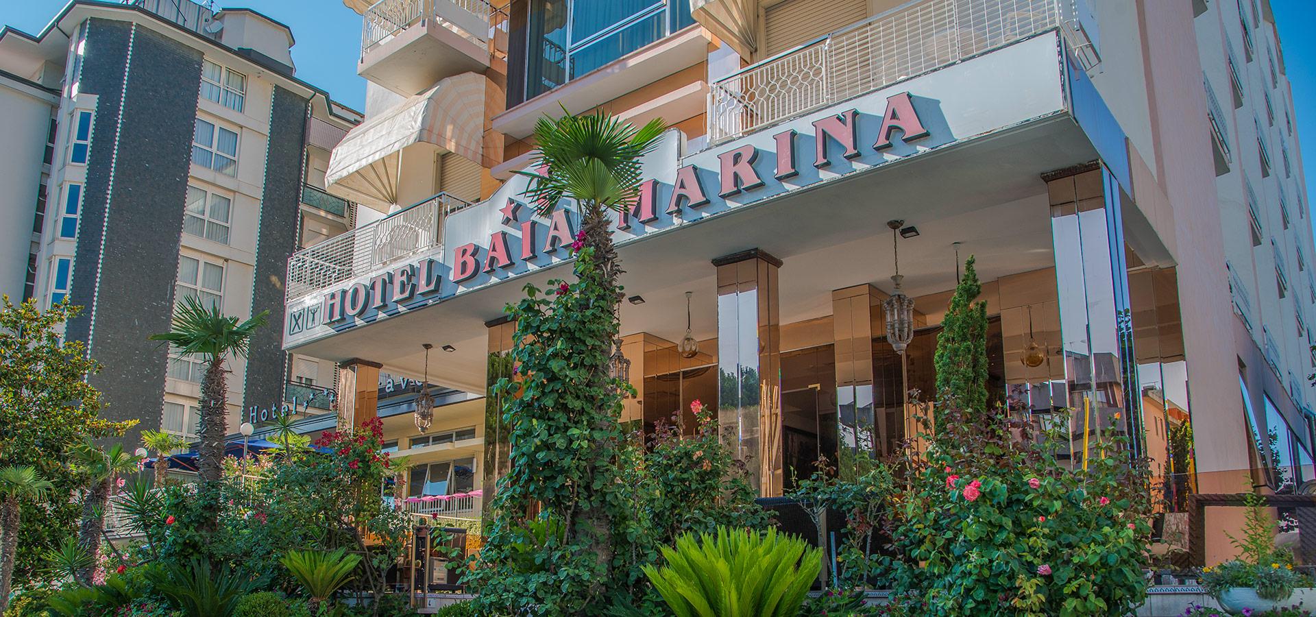Entrata Baia Marina